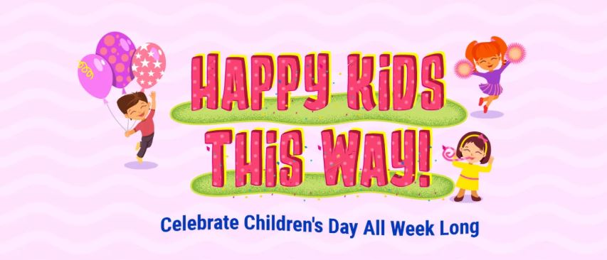 best-children's day offers Flipkart