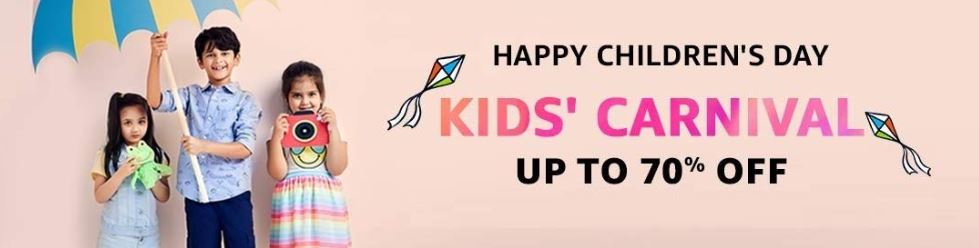 childrens day kids carnival