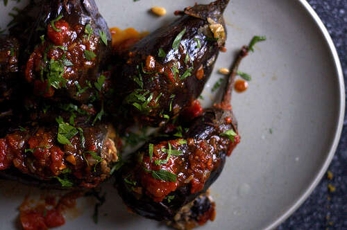 stuffed-eggplant-special-indian-vegetarian-dishes