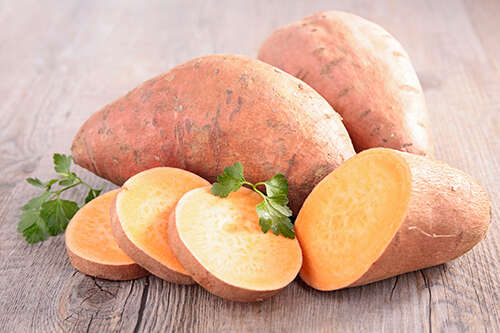 sweetpotato-Power Food To Boost Immunity