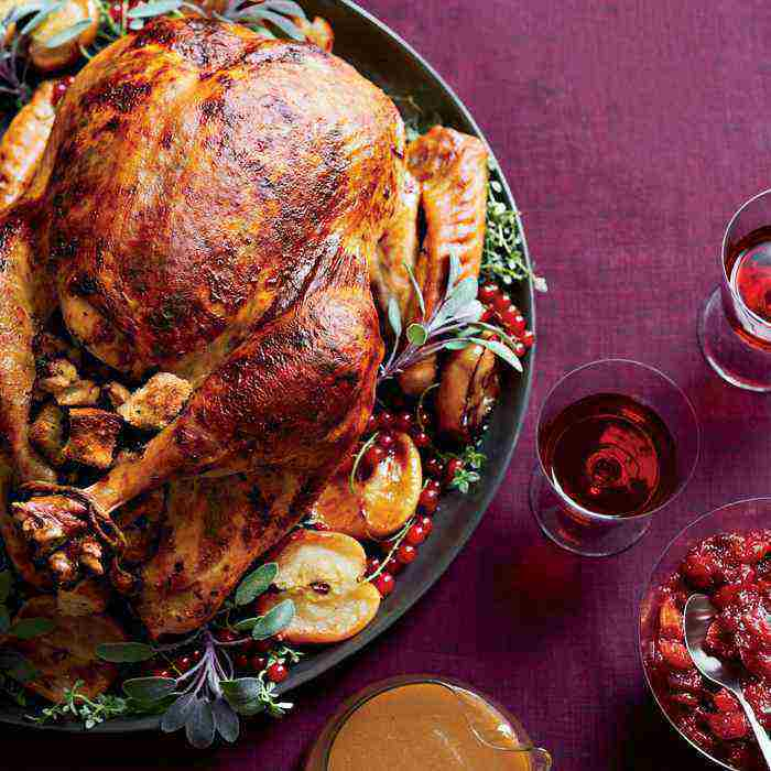 Best Dishes For Christmas Evening