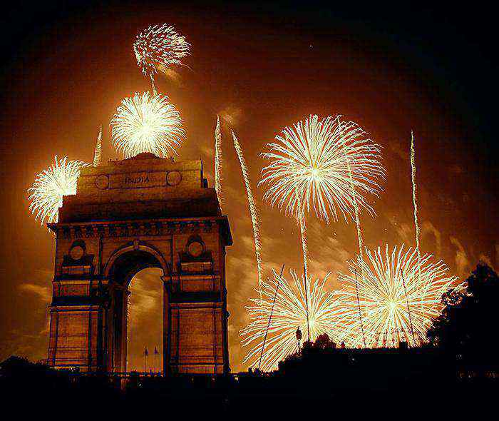 Most Happening Places To Celebrate The New Year's Eve In India