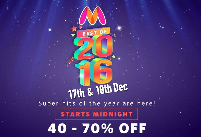 myntra-year-end-sales