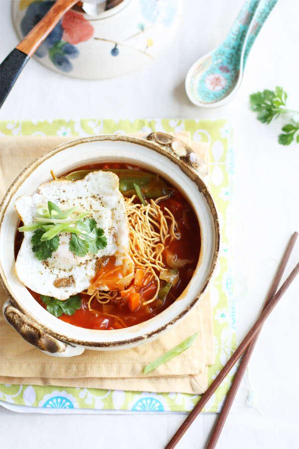 indo chinese cuisine recipe