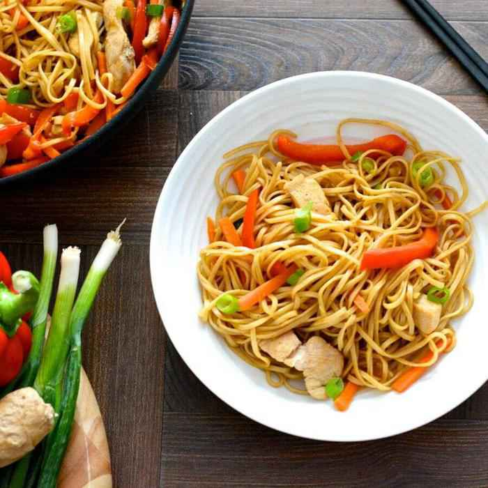 Indo Chinese cuisine recipes