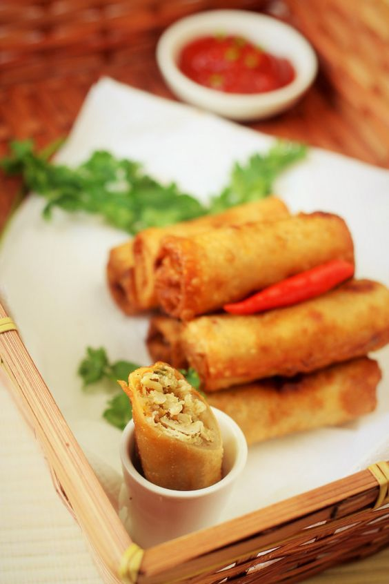 Indo-Chinese cuisine recipes