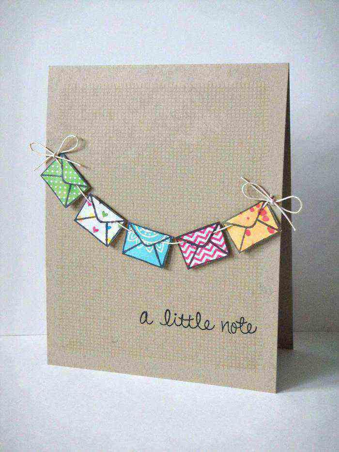 Handmade Card for Him