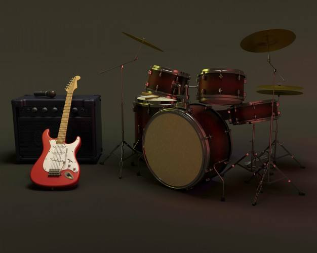 musical instruments gift for him
