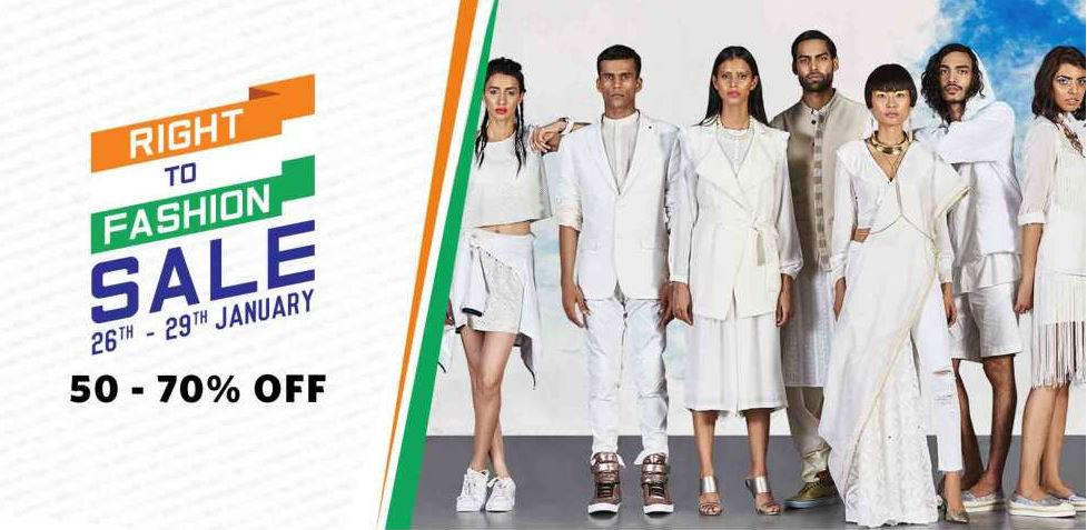 myntra republic day sale 2017