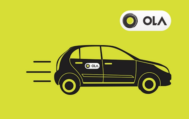 olacabs - cab services in Ahmedabad