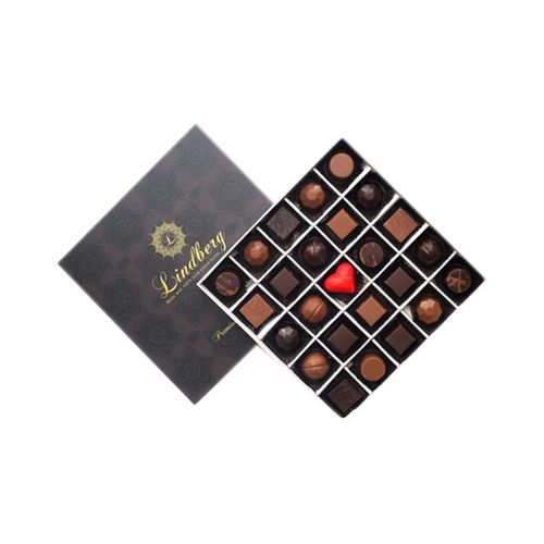 lindberg pure belgium chocolate truffles valentines day shopping