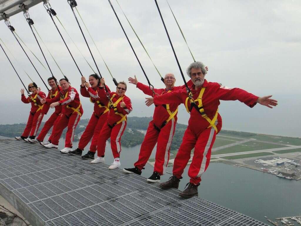 cn tower toronto most insane photos