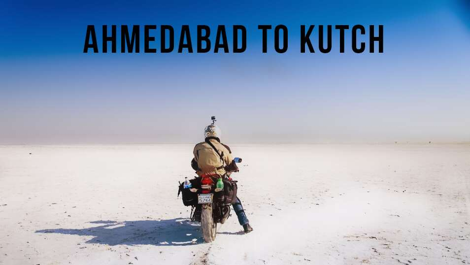 Ahmedabad to Kutch road trips in india