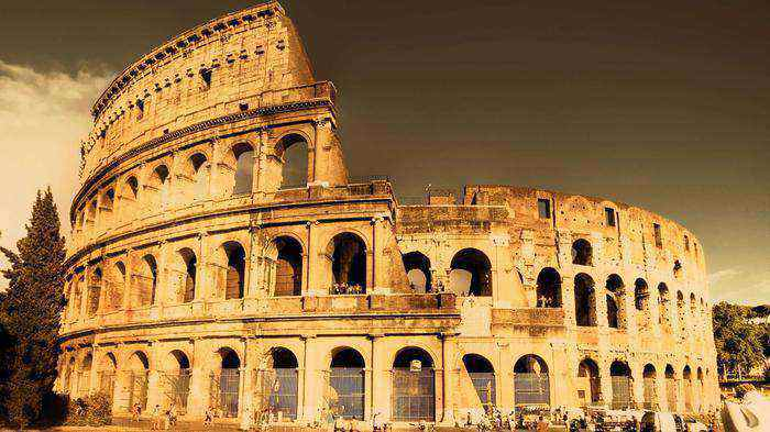 Colosseum 3 week itinerary london paris italy
