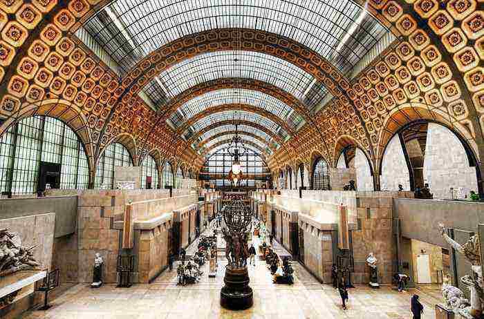 Orsay 3 week itinerary london paris italy