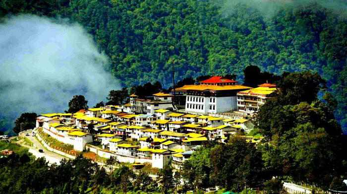 Tawang road trips in india