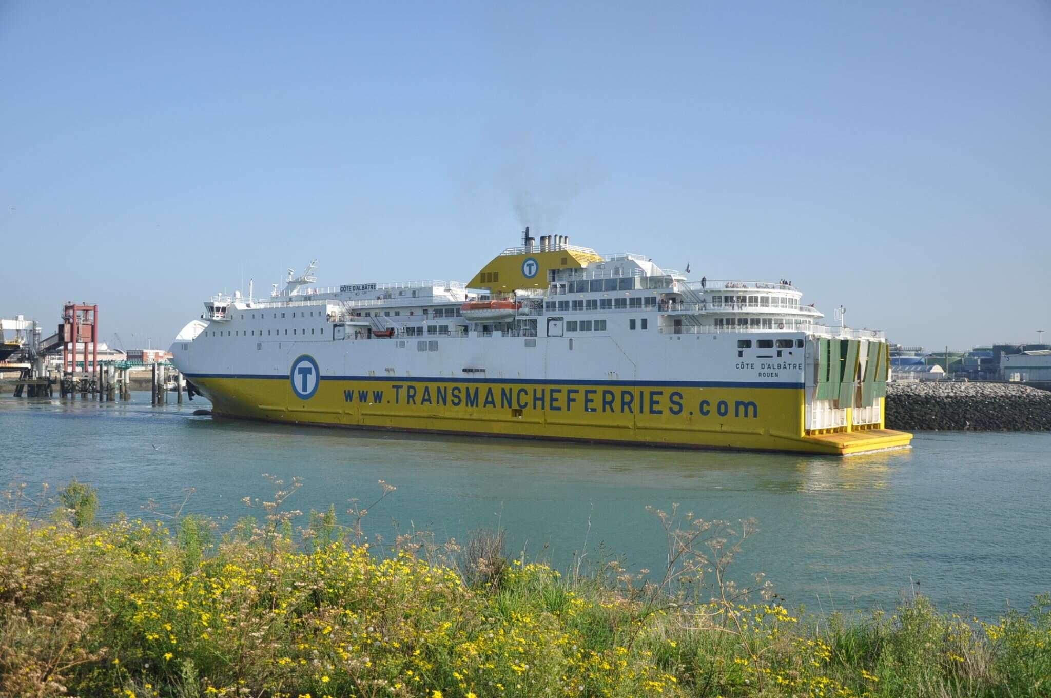 Transmanche-Ferries-3week itinerary london paris italy