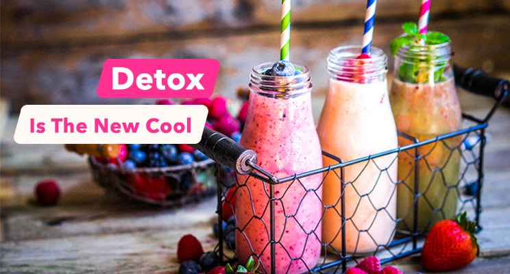 7 Detox Drinks For a Healthy Lifestyle