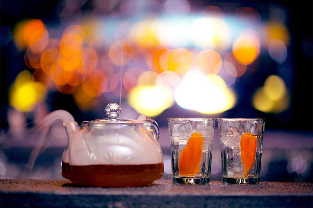 farzi cafe menu theme restaurants delhi
