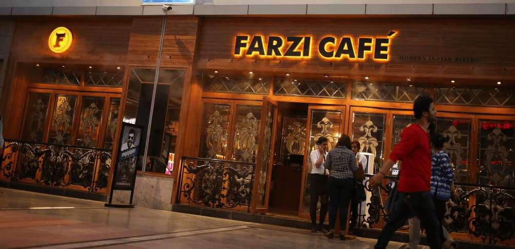 farzicafe theme restaurants delhi