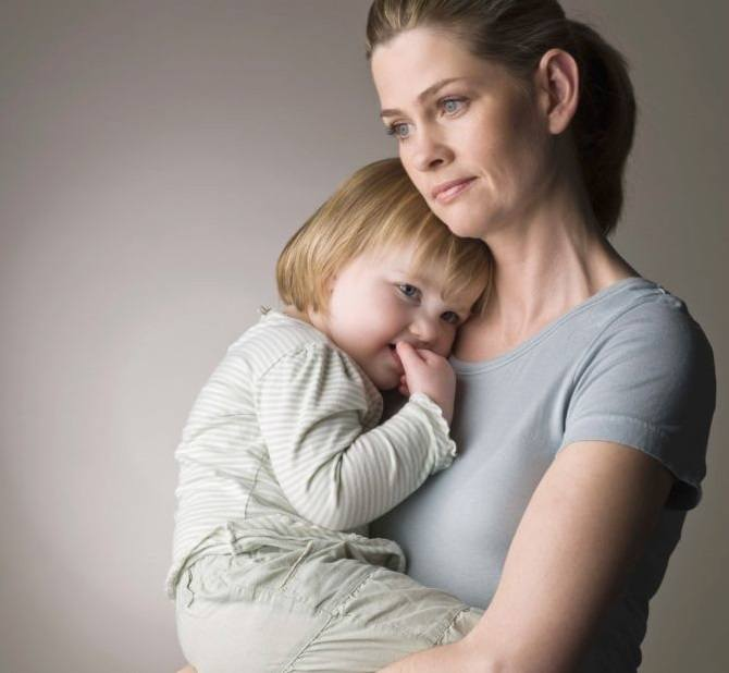 life as a mother - Women's Day speech