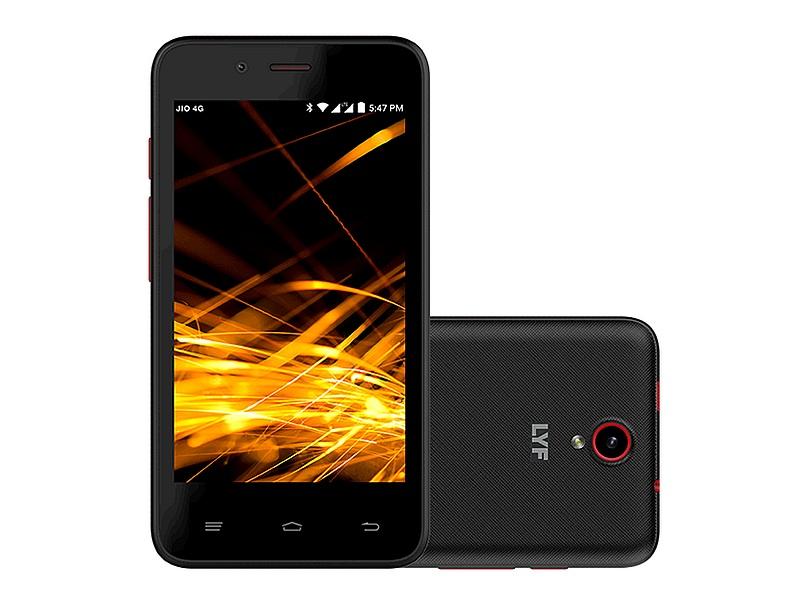 lyf flame 4 jio mobile phones below rs 3000