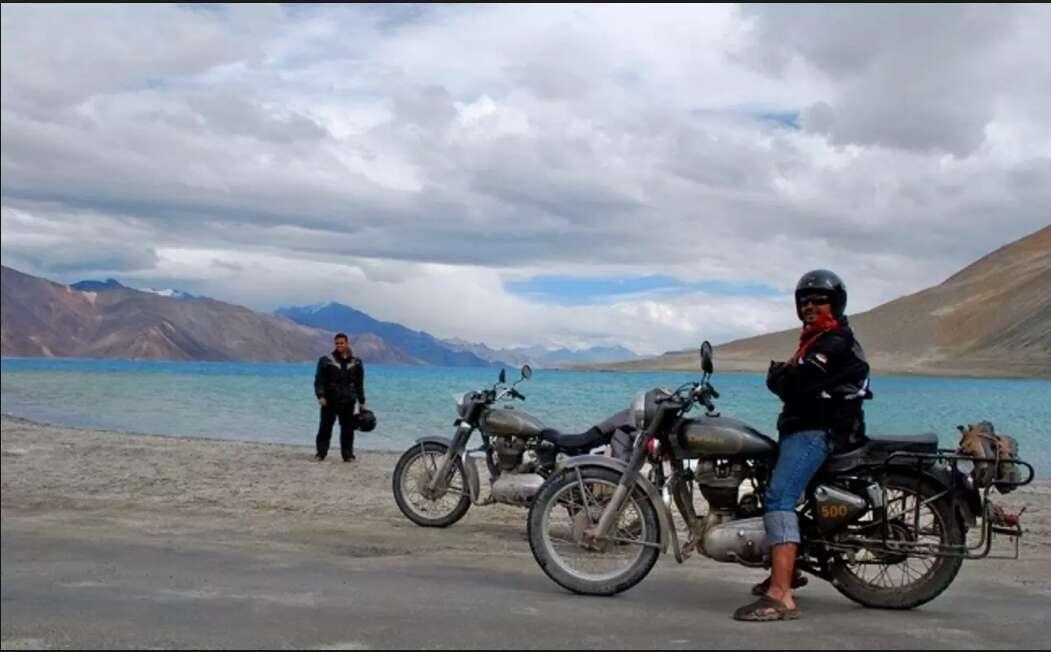 manali leh bike rentals road trips in india