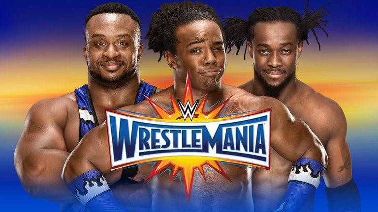 new day hosting wrestlemania 33