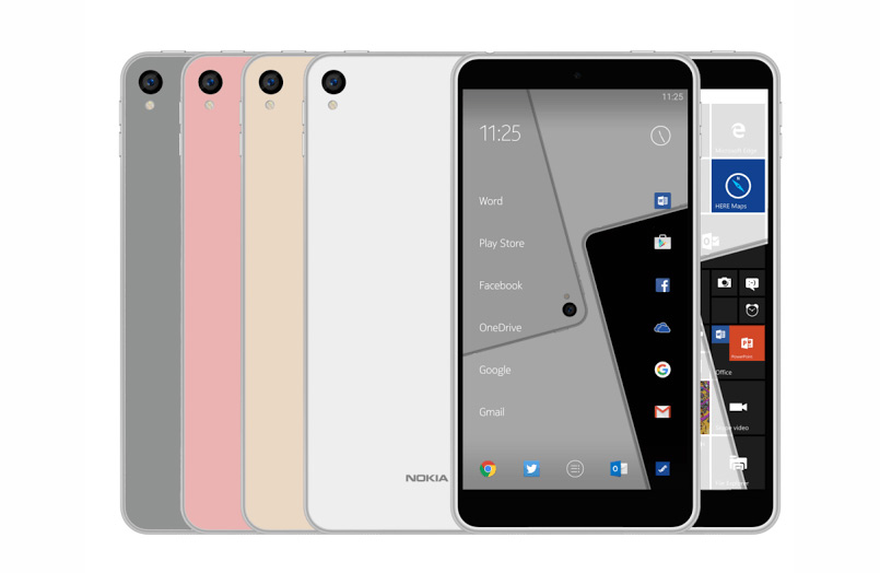 nokia upcoming android phone 2017 nokia c1