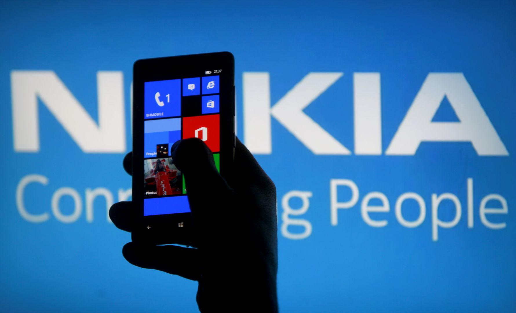 rise and fall of nokia