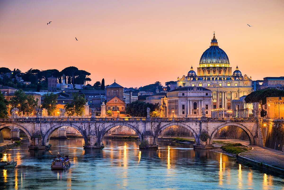 rome 3 week itinerary london paris italy