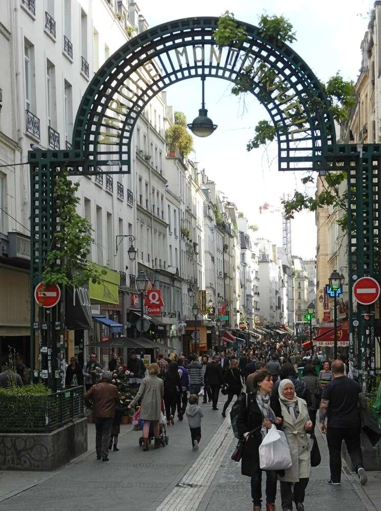 rue Montorgueil 3 week itinerary london paris italy