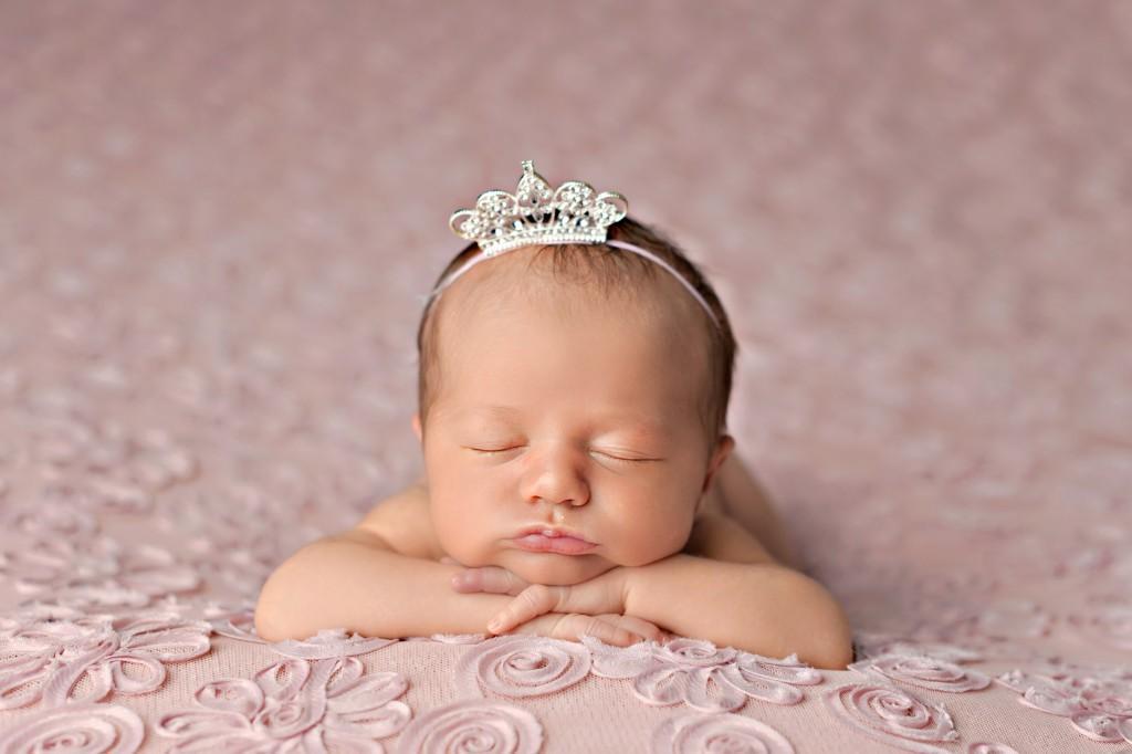 the baby girl - Women's Day speech