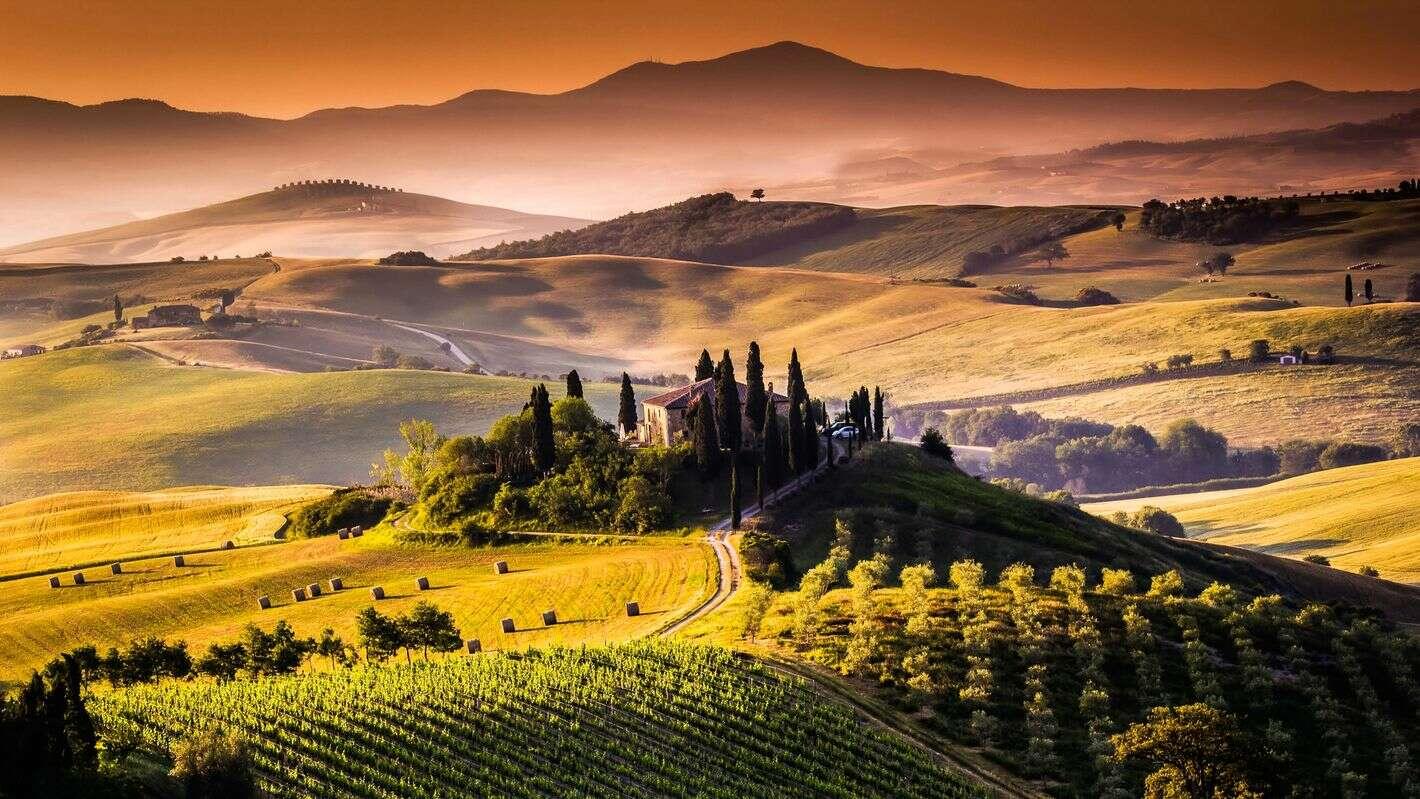 tuscany hotels 3 week itinerary london paris italy