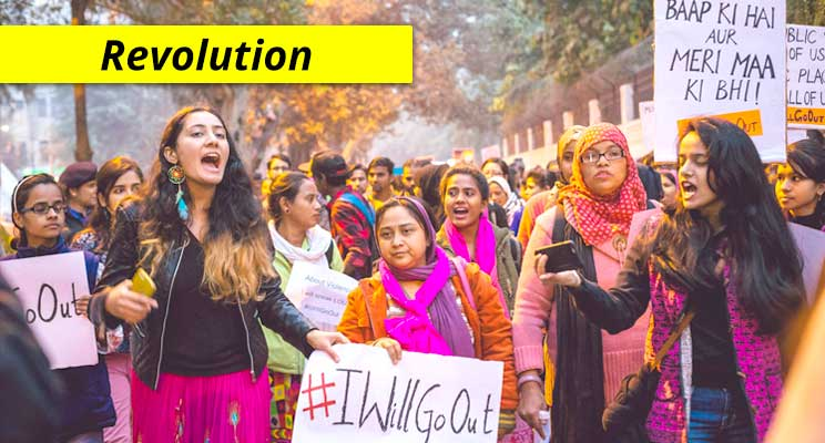 women's day revolutions