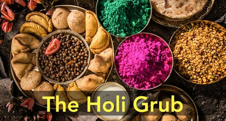 Holi Recipes : No Festival Is Complete Without The Scrumptious Food