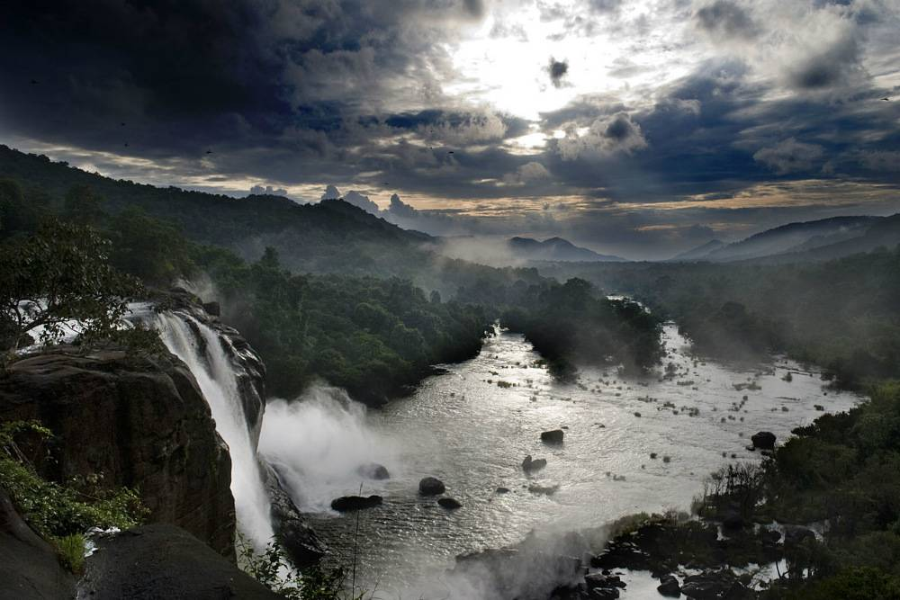 10 breathtaking mystical waterfalls india