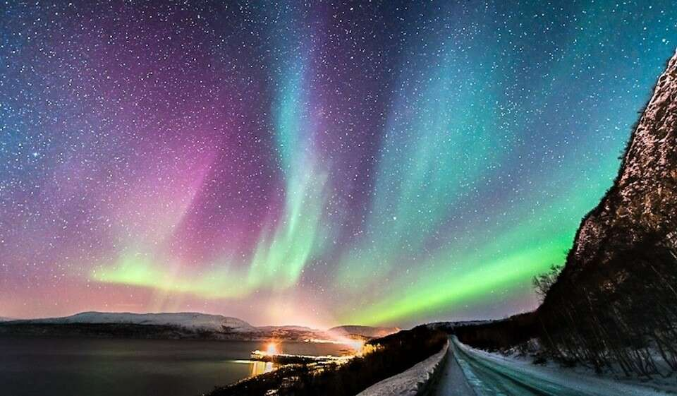 15 incredible natural wonders of india northern lights