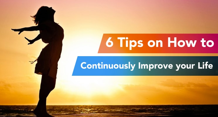 6 tips on self improvement
