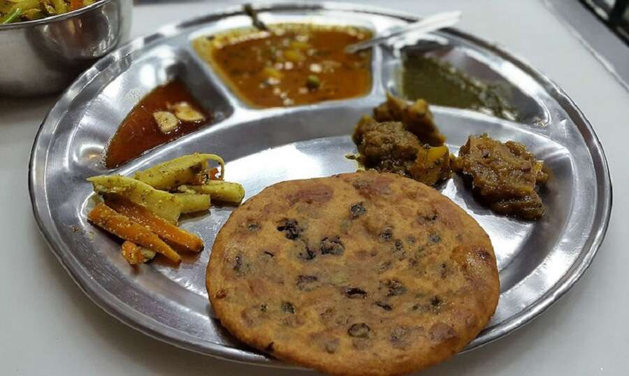 6 vintage restaurants in delhi parantha