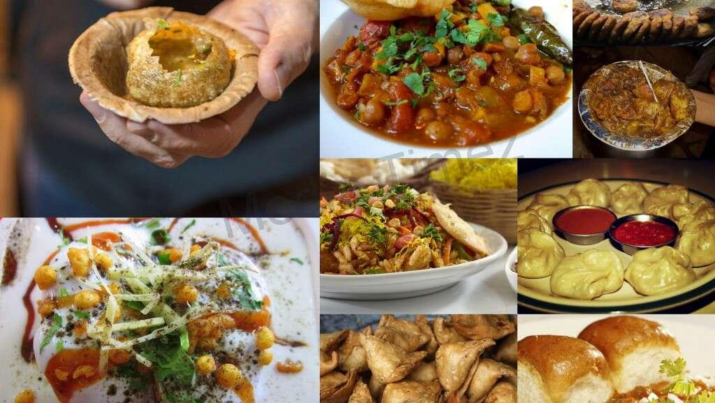 Popular Mumbai Street Food
