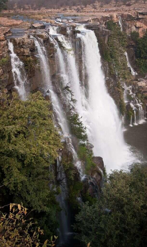 Bhimla Falls Rajasthan 10 breathtaking waterfalls india