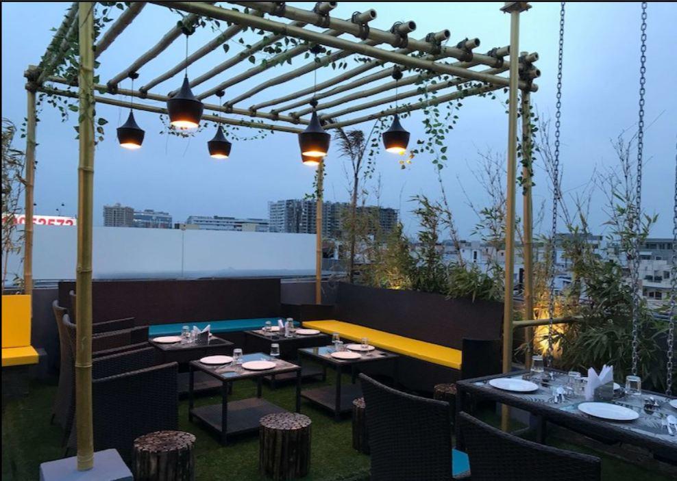 Best Rooftop Restaurant in Hyderabad