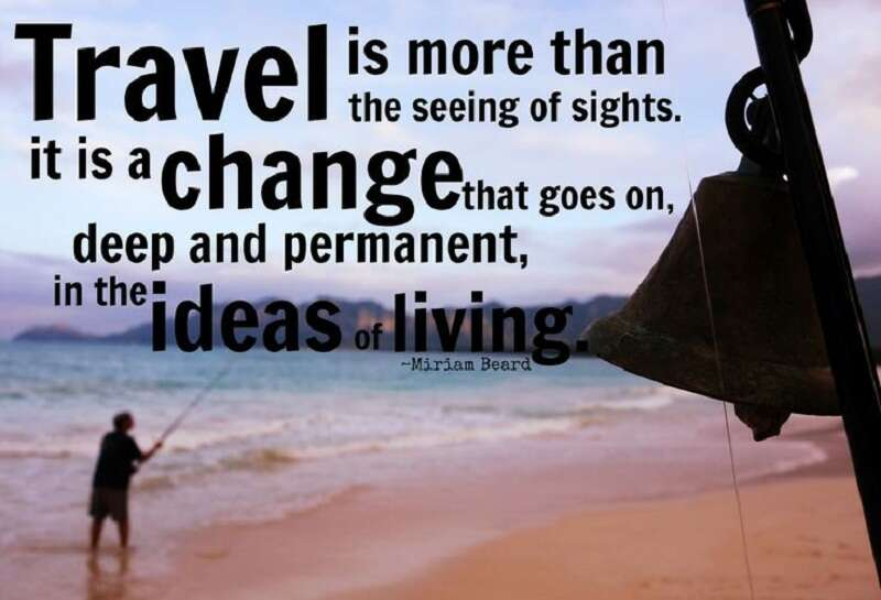 Instagram travel accounts quotes