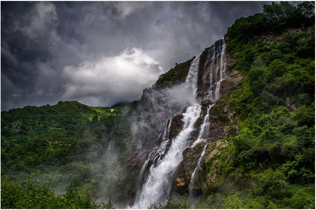 Nuranang 10 breathtaking waterfalls india