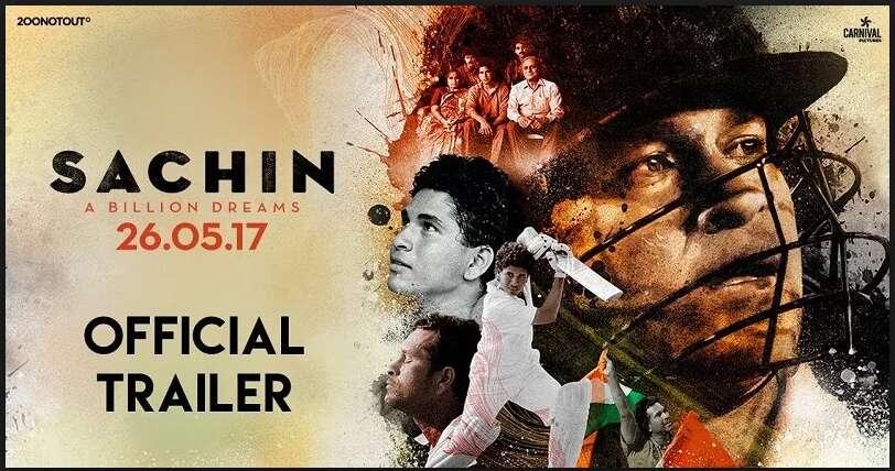 Sachin Tendulkar Biopic teaser release