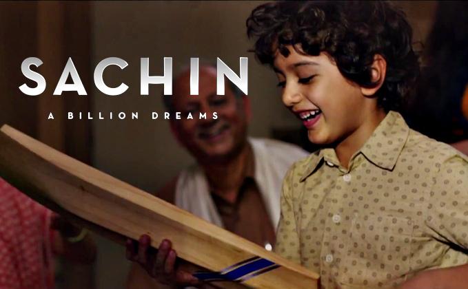Sachin Tendulkar biopic movie Sachin a billion dreams