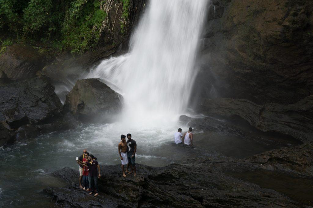 Sentinel Rock Waterfalls Kerala 10 breathtaking waterfalls india