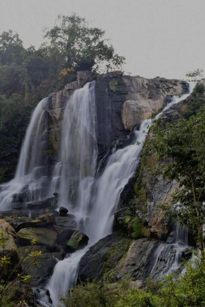 Shivanasamudra falls 10 breathtaking waterfalls india