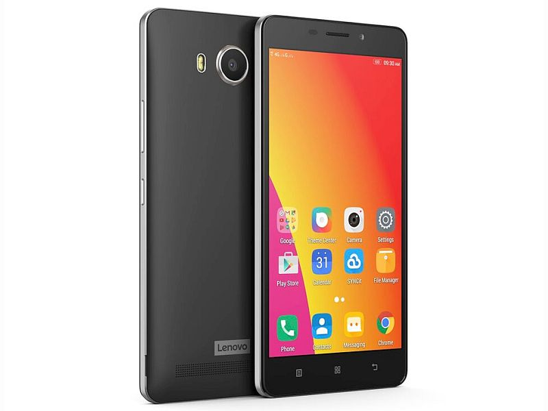 Top 10 Latest 4G Mobiles in India Lenovo A6600 Plus